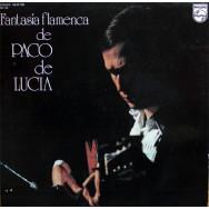 Paco De Lucía – Fantasía Flamenca De Paco De Lucia