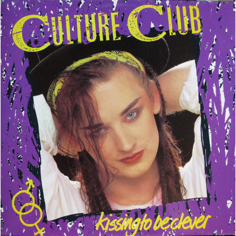 Culture Club – Kissing To Be Clever