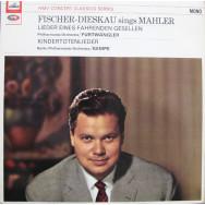 Dietrich Fischer-Dieskau Sings Gustav Mahler / Philharmonia Orchestra, Wilhelm Furtwängler, Berliner Philharmoniker, Rudolf Kempe - Lieder Eines Fahrenden Gesellen / Kindertotenlieder
