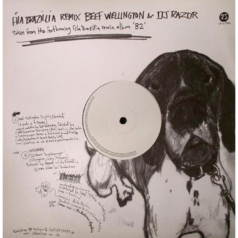 Fila Brazillia - Filla Brazillia remix Beef Wellington & Dj Razor