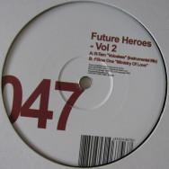 R-Tem / Pillow One – Future Heroes - Vol 2 (Disc One)