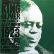 King Oliver - King Oliver`s Creole Jazz Band 1923