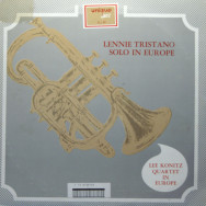 Lennie Tristano - Live in Europe