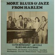 Clyde Bernhardt - Jay Cole Harlem Blues & Jazz Band - More Blues & Jazz from Harlem