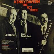 Kenny Davern - The Hot Three