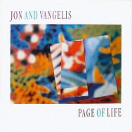 Jon And Vangelis – Page Of Life